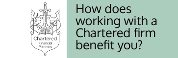 Benefits of using a chartered financial planner